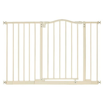 North States Industries North States Wide Portico Arch Safety Gate - Linen