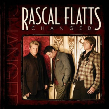 Big Machine Records Rascal Flatts - Changed