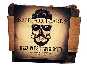 Beer For Beards - Old West Whiskey - Beer Soap 6oz