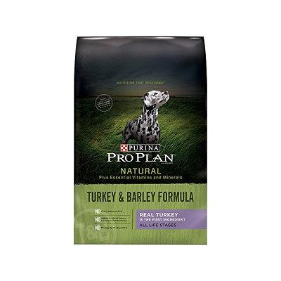 PRO PLAN® NATURAL Turkey & Barley Formula Real Turkey
