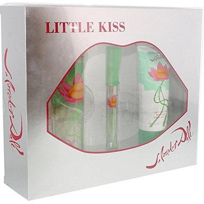 Salvador Dali Little Kiss 3 Piece Eau De Parfums Set for Women