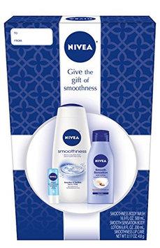 NIVEA Smooth 3 Piece Skincare Gift Set