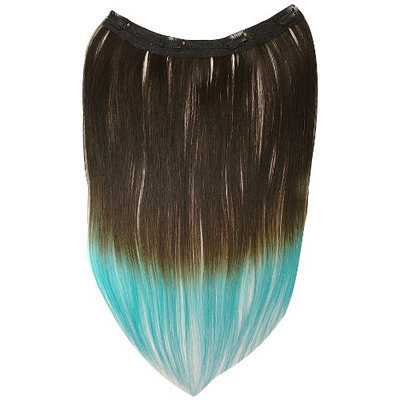 Tressecret Ombre Tail Dip Dye Clip In Extension