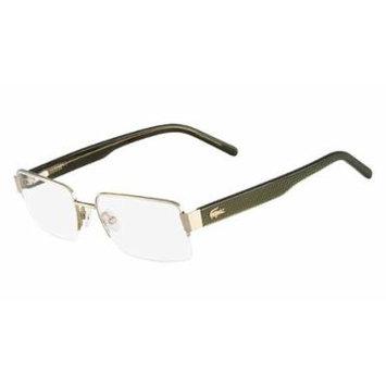 Lacoste L2164 714 prescription glasses,Size:53-17-140