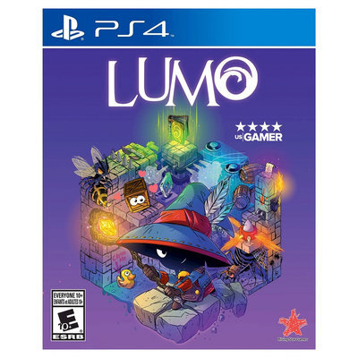 Maximum Games, Llc Lumo Playstation 4 [PS4]