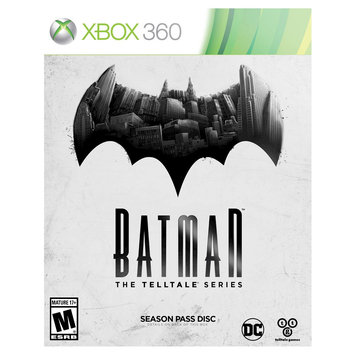 Whv Games Batman: Telltale Series XBox 360 [XB360]