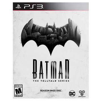 Whv Games Batman: Telltale Series Playstation 3 [PS3]