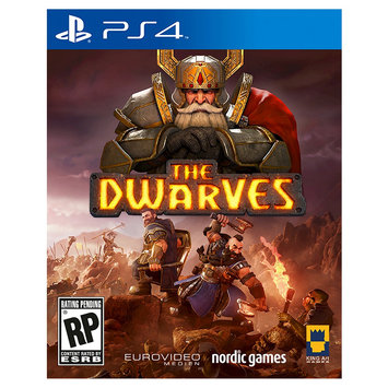 Nordic Games Na, Inc. Dwarves Playstation 4 [PS4]