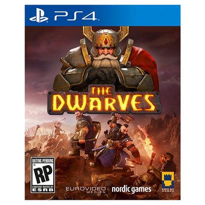 Nordic Games Na, Inc. Dwarves Playstation 4 [PS4]