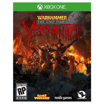 Nordic Games Na, Inc. Warhammer: End Times - Vermintide XBox One [XB1]