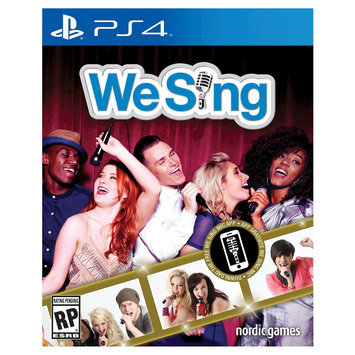 Nordic Games Na, Inc. We Sing Playstation 4 [PS4]