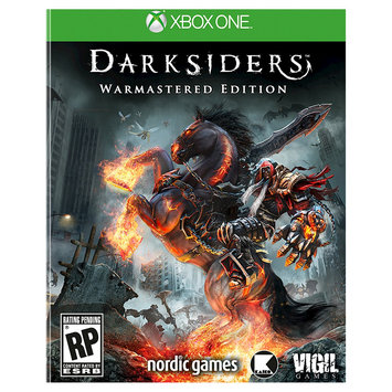 Nordic Games Na, Inc. Darksiders 1 XBox One [XB1]