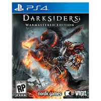 Nordic Games Na, Inc. Darksiders 1 Playstation 4 [PS4]