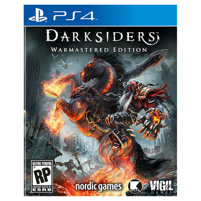 Nordic Games Na, Inc. Darksiders 1 Playstation 4 [PS4]