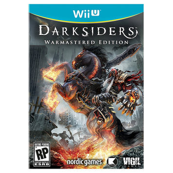 Nordic Games Na, Inc. Darksiders 1 Nintendo Wii U [WIIU]