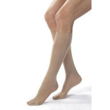 Jobst Opaque Knee 15 20 mmHg `Jobst Opaque 15-20 K/H Ivory Medium