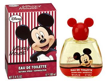 Mickey Mouse By Disney For Men. Eau De Toilette Spray 3.4 Oz.