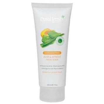 Petal Fresh Botanicals Whitening Apricot & Aloe Exfoliating Facial Scrub (for Women)
