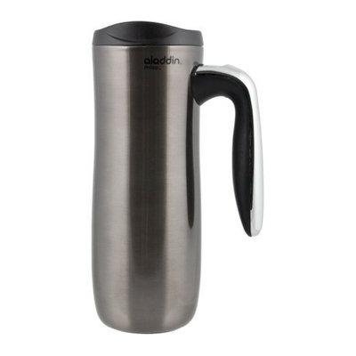 Pacific Market Int'l Senja Stainless Steel Travel Mug - Pewter (16 oz.)