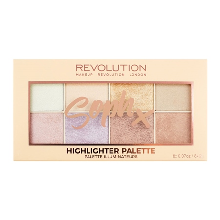 Revolution Soph X Highlighter Palette