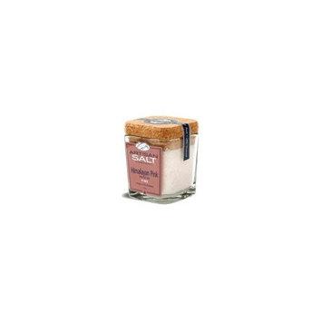 Artisan Salt Himalayan Pink Fine Salt Cork Jar