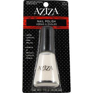 Aziza Nail Polish Bridal Shower