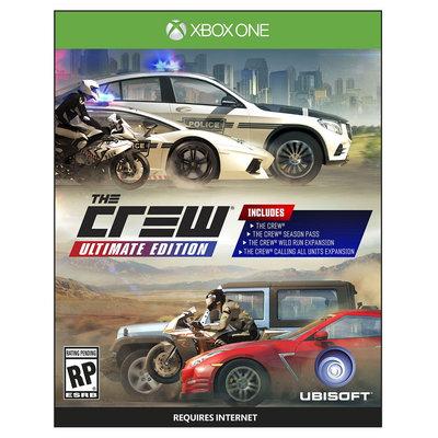 Ubisoft Crew: Ultimate Edition XBox One [XB1]