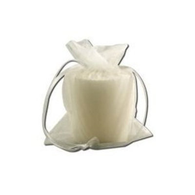 Aroma Naturals Candle, Votv, Med, White, ct ( Value Bulk Multi-pack)
