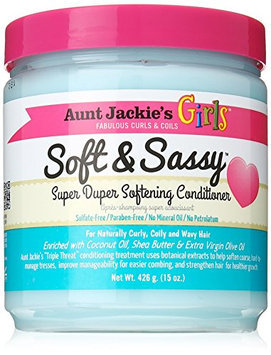 Aunt Jackies Soft and Sassy Super Duper Softening Conditioner