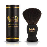 Satin Tip Shave Brush the Purest Luxury Synthetic