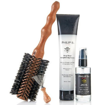Philip B Flawless Blowout Kit with Hair Brush