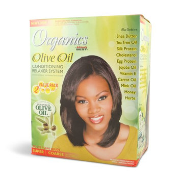 Africa's Best Organics Olive Oil Super Twin Kit