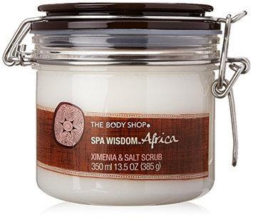 THE BODY SHOP® Spa of the World™ Africa Ximenia & Salt Scrub