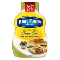 Best Foods Mayonnaise Dressing with Extra Virgin Olive Oil 22 oz
