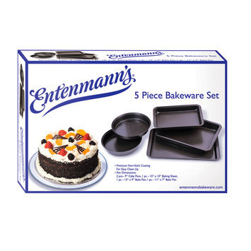 Entenmann's Classic 5-piece Bakeware Set