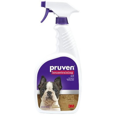 Pruven P-PHA-24 Housetraining Aid with Trigger Spray, 24 Fluid Ounce