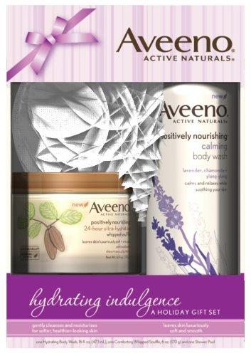 Aveeno Hydrating Indulgence Gift Pack
