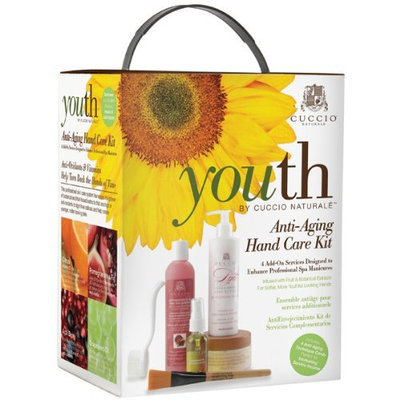 Cuccio Youth Anti-Aging Hand Care Kit