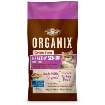 Castor & Pollux ORGANIXA Grain Free Healthy Senior Cat Food