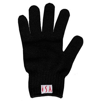ISA Professional Heat Resistant Glove For Curling Flat Iron Hair Straightener