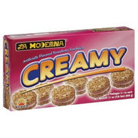 La Moderna Strawberry Cream Sandwich Cookie, 21-Ounce Boxes (Pack of 10)