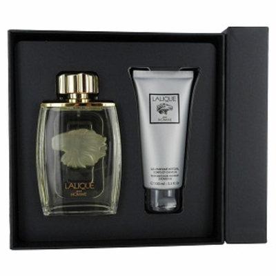 Lalique Set for Men: Eau de Toilette Spray 4.2oz