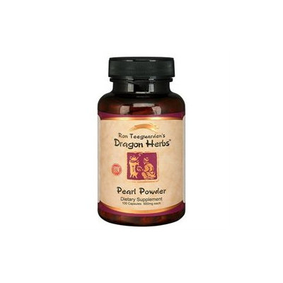 Dragon Herbs Pearl Powder Tonic - 500 mg - 100 Capsules