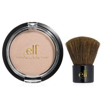 e.l.f. Cosmetics Bronzer and Mini Kabuki Brush Set