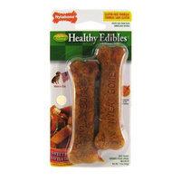 Nylabone Healthy Edibles Sweet Potato Dog Bone, Petite, 2-Pack