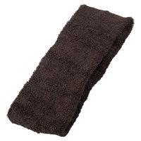 Uxcell 2 Piece Fabric Spa Terry Elastic Headband/Hair Band/Scarf