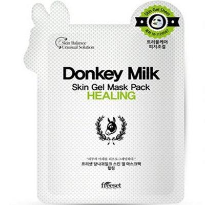 Freeset Donkey Milk Skin Gel Mask Pack Healing