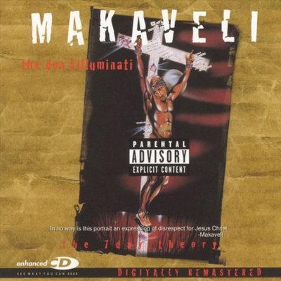 Death Row usa Makaveli - The Don Killuminati: The 7 Day Theory