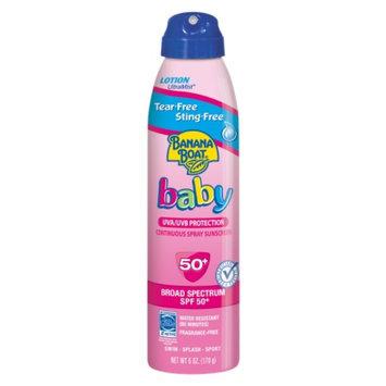 Banana Boat Baby Baby Continuous Spray Sunscreen