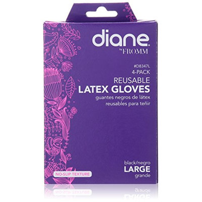 Diane Pro Black Color Gloves